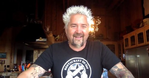 Guy Fieri and More Celebs Descend on Houston's Dining Scene