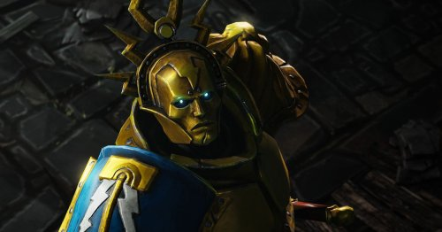 Warhammer Age of Sigmar video game borrows the best things from tabletop