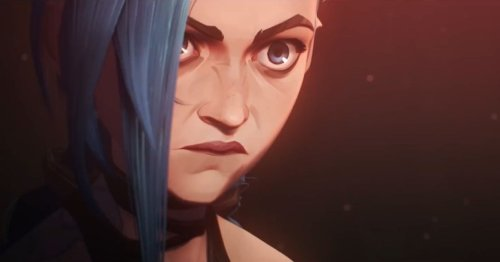 Arcane trailer takes us into an animated world of League of Legends