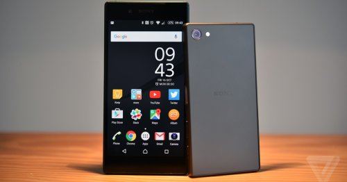 Sony Xperia Z5 and Z5 Compact review