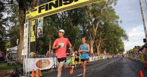 Deseret News Half Marathon results