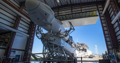 SpaceX has launched a second Dragon capsule to the space station