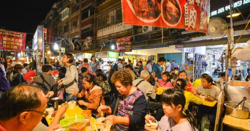 How to Eat Your Way Through 24 Perfect Hours in Taipei