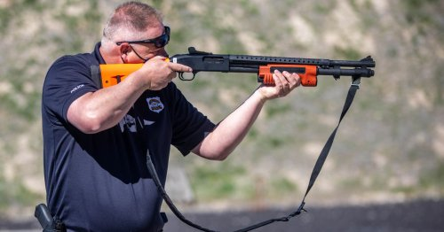 Salt Lake police providing officers with less-lethal beanbag shotguns