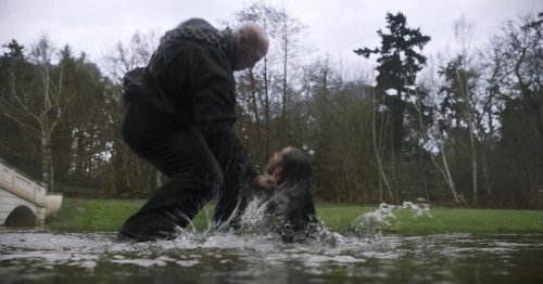 Behind the scenes on The Nevers' stunning lake fight