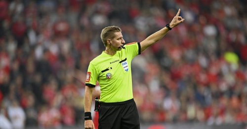 Referee named for Champions League match between Real Madrid and Sheriff Tiraspol