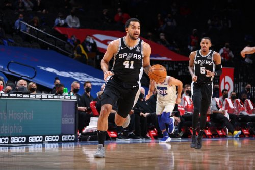 Let's speculate about what happened with Trey Lyles and the San Antonio Spurs