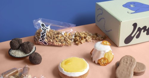 Star Pastry Chef Launches a New and Unusual Pandemic Pastry Box
