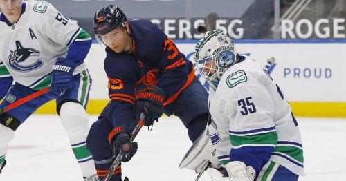 GAME RECAP: Vancouver 6, Edmonton 3