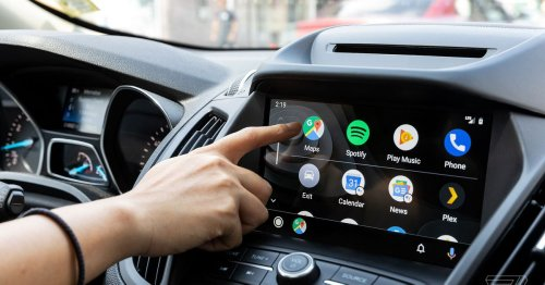 Android 11 phones will summon Android Auto wirelessly, no need to pull out your device
