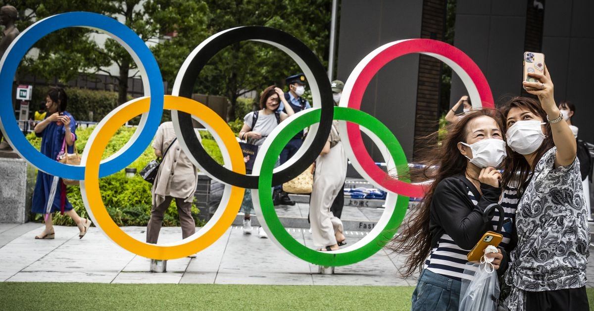 Will the Tokyo Olympics be a superspreader event?