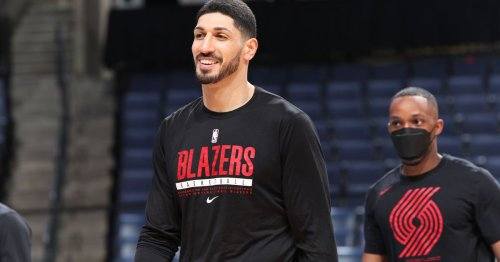 Enes Kanter on Damian Lillard's Loyalty, Russell Westbrook's Intensity, and His Activism