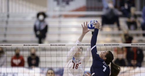 No. 1 Wisconsin sweeps No. 16 BYU women in Sweet 16 NCAA volleyball