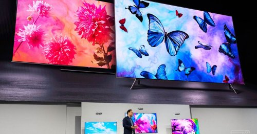 Samsung Display is getting out of the LCD business