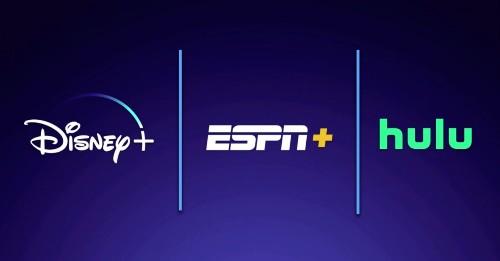 Disney announces $12.99 bundle for Disney+, Hulu, and ESPN+