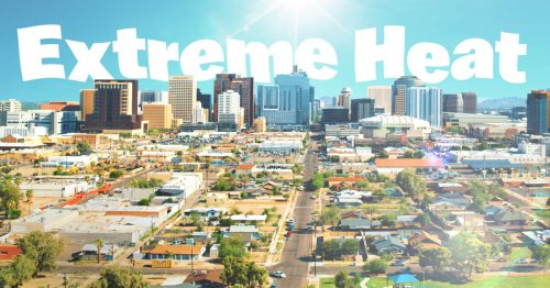 How America's hottest city is trying to cool down