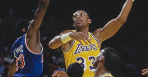 In the rarest of NBA seasons — an MVP center! — let's remember the best ever to do it