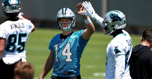 Update on the NFC South: Sam Darnold might be the QB with the most upside remaining