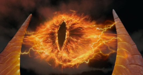 Lord of the Rings made people think Sauron is an eye — but he's so much more