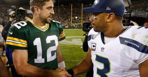 Russell Wilson for Aaron Rodgers? No thank you!