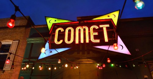 Comet Ping Pong Chases Away Bigoted Pizzagate Picketers By Blasting Lady Gaga Bops