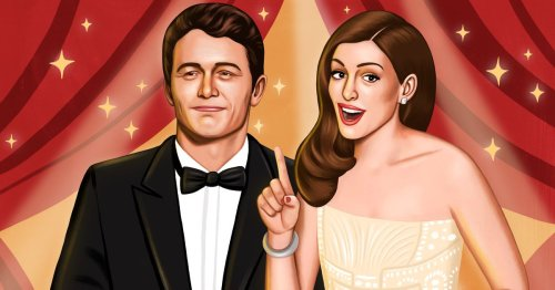 The Behind-the-Scenes Story of the James Franco–Anne Hathaway Oscars Debacle