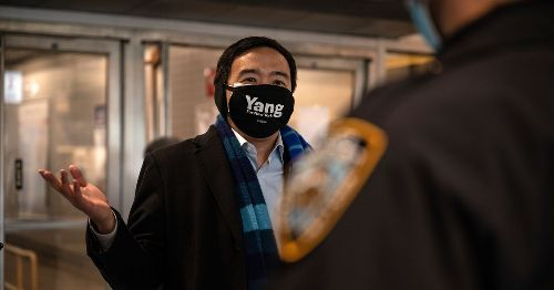 Andrew Yang to the Rescue: Mayoral Candidate Helps Photographer Attacked on Staten Island Ferry