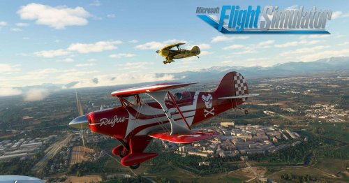 Microsoft Flight Simulator on PC now has huge performance improvements