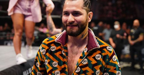 UFC star Jorge Masvidal lands another knockout blow in AEW