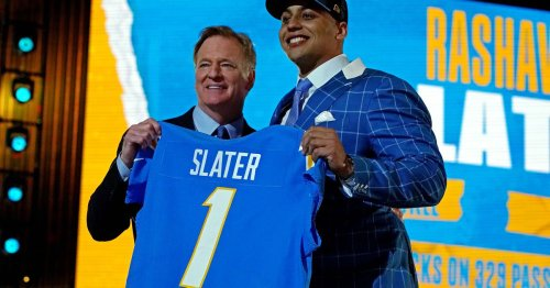 Q&A with Gilbert Manzano of the O.C. Register on Rashawn Slater's fit with the Chargers