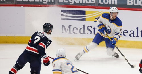 Buffalo dominates fast-paced game with big win against Washington