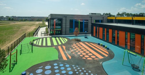 'All children deserve buildings like this one': Philadelphia opens a new school