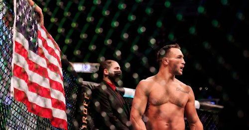 Morning Report: Michael Chandler won't be vaccinated by UFC 268, thinks fight with Justin Gaethje is in jeopardy