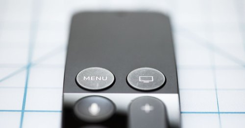 The Apple TV's touchpad swipes and misses at being a good remote