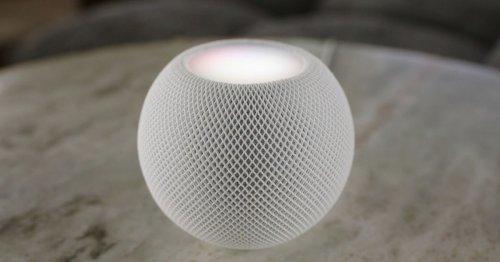 Apple announces smaller HomePod mini for $99