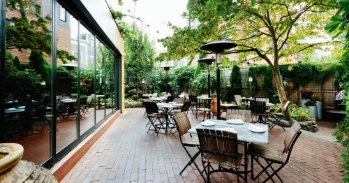 The Eater Boston Outdoor Dining Guide for 2021
