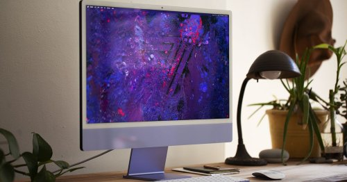 Apple's new iMac is fun and functional