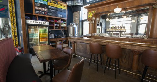Explore Logan Square's Newest Brewery Taproom