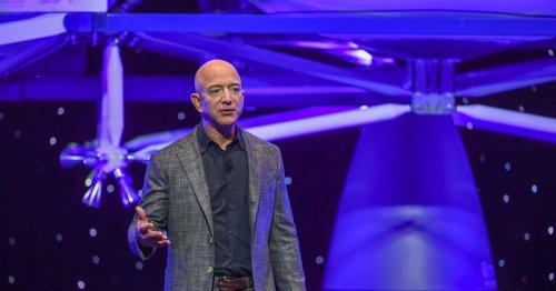 Jeff Bezos' Blue Origin protests NASA's $2.9 billion SpaceX contract