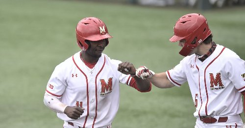 Chris Alleyne's bat helps carry Maryland baseball to 9-4 win over Ohio State