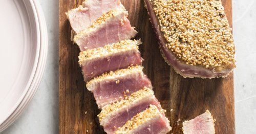 Menu planner: Pan-seared tuna steaks will more than satisfy