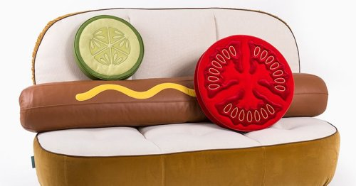 Here's some fast food furniture you never knew you wanted