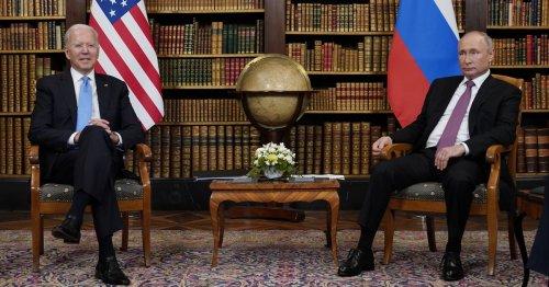 Putin praises summit result, calls Biden tough negotiator