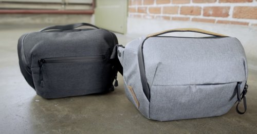 Peak Design congratulates Amazon for copying its signature sling bag so well