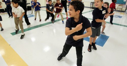 Giving students more music, theater, and dance boosts writing scores (and compassion), big new study finds