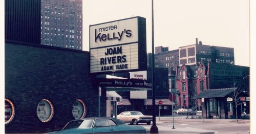 'Live at Mister Kelly's' recalls Chicago club where talent thrived, regardless of color