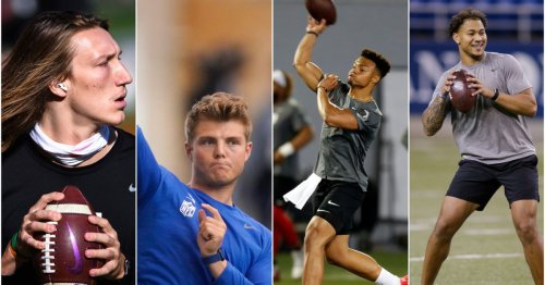 NFL draft: How have the most QB-heavy first rounds in the past 20 years panned out?