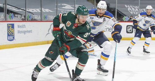 4 Wild, 3 Blues (OT): Wild come from behind to earn win over Blues
