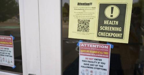 Colorado public health officials identify two new school outbreaks