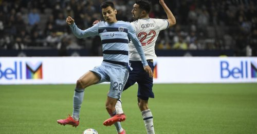 Vancouver takes 2-1 win over Sporting KC